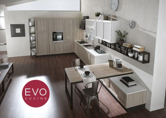 Cucina Melissa - Evo Cucine