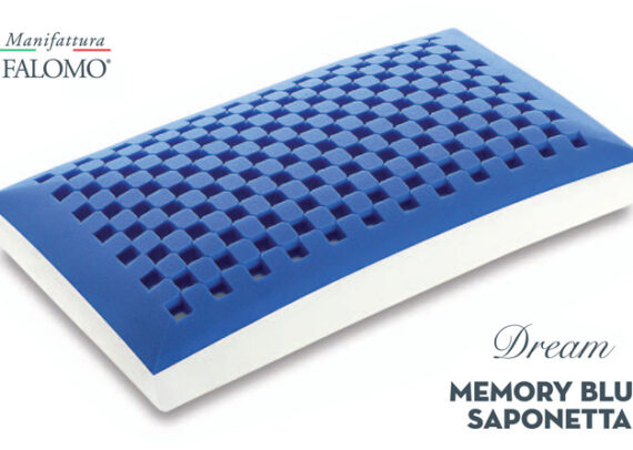Dream Memory Blu Saponetta