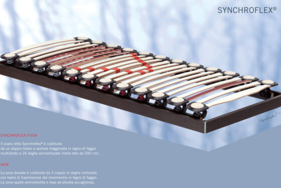 Rete A Doghe Fissa Synchroflex - Manifattura Falomo